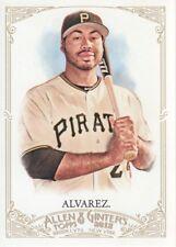 2012 Topps Allen & Ginter Baseball #284 Pedro Alvarez Pittsburgh Pirates