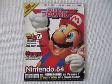 Magazine de jeux vidéo Nintendo SUPER POWER numéro 43