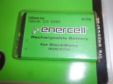 Enercell 23-1176 3.7V 1300mAh Li-Ion Rechargeable Battery Bold 9000/9700