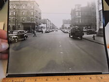 1944 Park E. to Nostrand Brooklyn Nyc New York City Photo