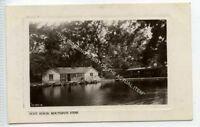 (Ld8031-473) Boat House, Roundhay Park,  LEEDS, Unused G-VG