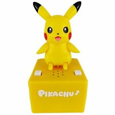 New Pop'n step Pokemon Pikachu Talking Dancing Toy Figure from Japan