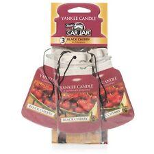 Yankee Candle Voiture Bocal Bonus Packs-Black Cherry