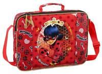 Miraculous Ladybug XL Schultertasche Umhängetasche Notebooktasche Schultasche