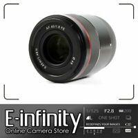 NEW Samyang AF 45mm f/1.8 FE Lens for Sony E