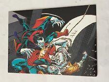 SPIDER-MAN 30TH ANNIVERSARY 1962-1992 CARD 53 MAN-WOLF  MARVEL