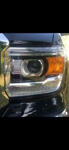 2014 2015 GMC Sierra 1500 2500 3500 Headlight Left Driver OEM non LED