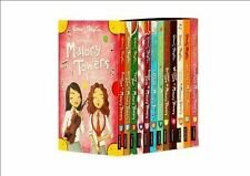 Enid Blyton Malory Towers Box Set Gift Pack Collection 12 Books - 1. Fi [Paperba