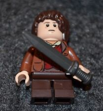 FRODO Baggins ~ Hobbit Minifigure ~ Lord of the Rings ~  Lego  ~ NEW ~