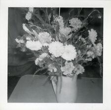 PHOTO ANCIENNE - VINTAGE SNAPSHOT - CURIOSITÉ BOUQUET FLEURS NATURE - FLOWERS