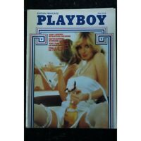 PLAYBOY 017 AVRIL 1975  John F. KENNEDY INTERVIEW DUSTIN HOFFMAN  PIGALLE NUDE E