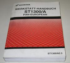 Werkstatthandbuch Honda ST 1300 / A Pan European Lichtmaschine Motor Stand 2002!