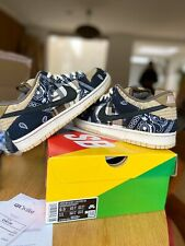 Nike Travis Scott SB dunk Low size 9.5