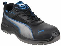 Puma Atomic Low Water Resistant Safety Mens Work Trainers Shoes UK6.5-12