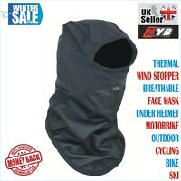 Windproof Motorcycle Balaclava Thermal Face Mask Ski Motorbike Facemask Warmer
