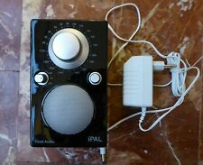 Radio Tivoli Audio IPal Black con alimentatore