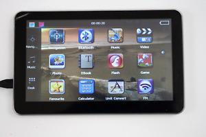 GPS Navigation Navigator Nav Tablet System
