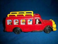 BUGS BUNNY Toy Bus LOONEY TUNES Tweety Road Runner KINDER SURPRISE Maxi 1992