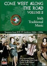 NEW Come West Along The Road Vol. 2: Irish Traditional Music (DVD)