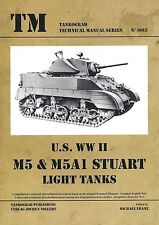 Tankograd 6013: U.S. WWII M5 & M5A1 Stuart Light Tanks