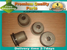 4 FRONT UPPER CONTROL ARM BUSHING FOR GMC C1500 95-99
