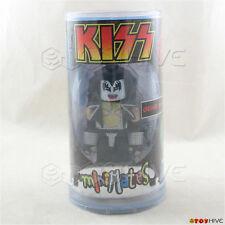 Kiss Minimates Gene Simmons single figure in tube packaging by Art Asylum 2002