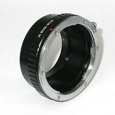 Eos M anello raccordo a obiettivo Canon Eos