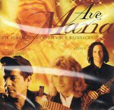 Ave Maria Melodien Weihnachten CD NEU Michael Hirte Rondo Veneziano E. Simoni