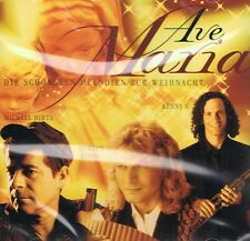 Michael Hirte, Edward Simoni, Kenny G. Ave Maria Weihnachten - CD NEU