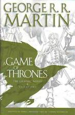 A Game of Thrones The Graphic Novel vol 2 Hardcover George R.R. Martin Comic
