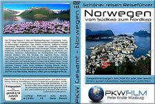Norwegen DVD vom Südkap bis zum Nordkap - eine Reiseführer Gesamtnorwegen DVD