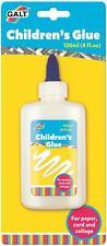 Galt CHILDREN'S GLUE 120ML Kids Art Craft Toy BN