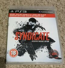 Syndicate Executive Package Edition Playstation 3
