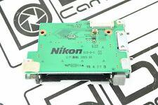 Nikon D2Xs CF CARD PCB UNIT Memory Card Board Repair Part 1S013-006 DH6106