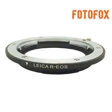 LR-EOS Leica R Lens to Canon EOS EFEF-S Camera Lens Mount Adapter 700D 60D 7D 5D