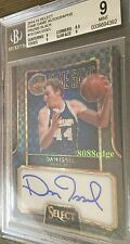 2014-15 SELECT FAME GAME AUTO: DAN ISSEL #1/1 ONE OF ONE AUTOGRAPH BGS 9 MINT