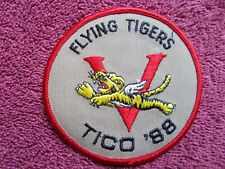 FLYING TIGERS Tico 88' Patch