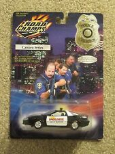 Road Champs Police Collection 1998 Chevy Camaro Prattville AL 1:43 MOC 2000