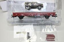 Märklin 4Mfor 46952 2-Achser Rungenwagen mit Dingo 1 Spur H0 OVP