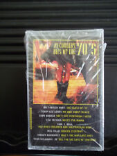#1 Country Hits Of The 60's & 70's 2 Cassette Tapes New
