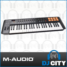M-Audio Oxygen 49 MIDI Keyboard Studio Controller 49-Note w/ 8 Pads & 9 Faders