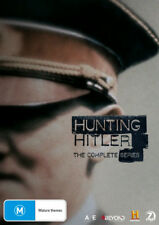 Hunting Hitler: The Complete Series (History) - DVD (NEW & SEALED)