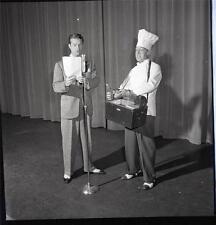 RED SKELTON RADIO 1940s Original NEGATIVE by John Florea 372G
