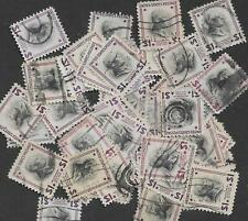Postage Stamps For Crafting: 1938 $1 Woodrow Wilson; Purple; 50 Copies