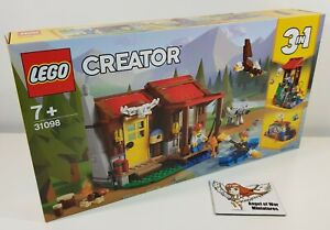 LEGO NEW 31098 Outback Cabin Creator (2019)