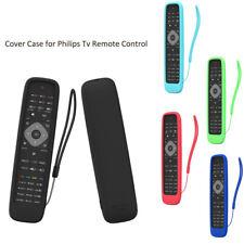 Schutzhülle Silikon Cover Case für Philips Fernbedienung LCD LED Smart TV