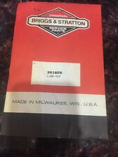 Genuine Briggs and Stratton governor link 261609