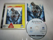 Assassin's Creed Best Release Playstation 3 PS3 Japan import US Seller