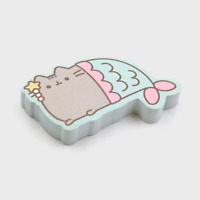 Pusheen - Mermaid Sticky Notes