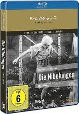 DIE NIBELUNGEN (Theodor Loos, Hans Adalbert Schlettow) Blu-ray Disc NEU+OVP